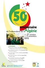 12 1186 40x60 independance de l algerie