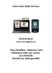Fichier PDF brochure tarif