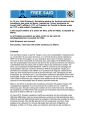 french free said factsheet