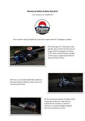 resume du rallye du mont fuji 2012 1