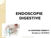 endoscopie digestive