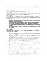 informe de labores aeb 2011 2012