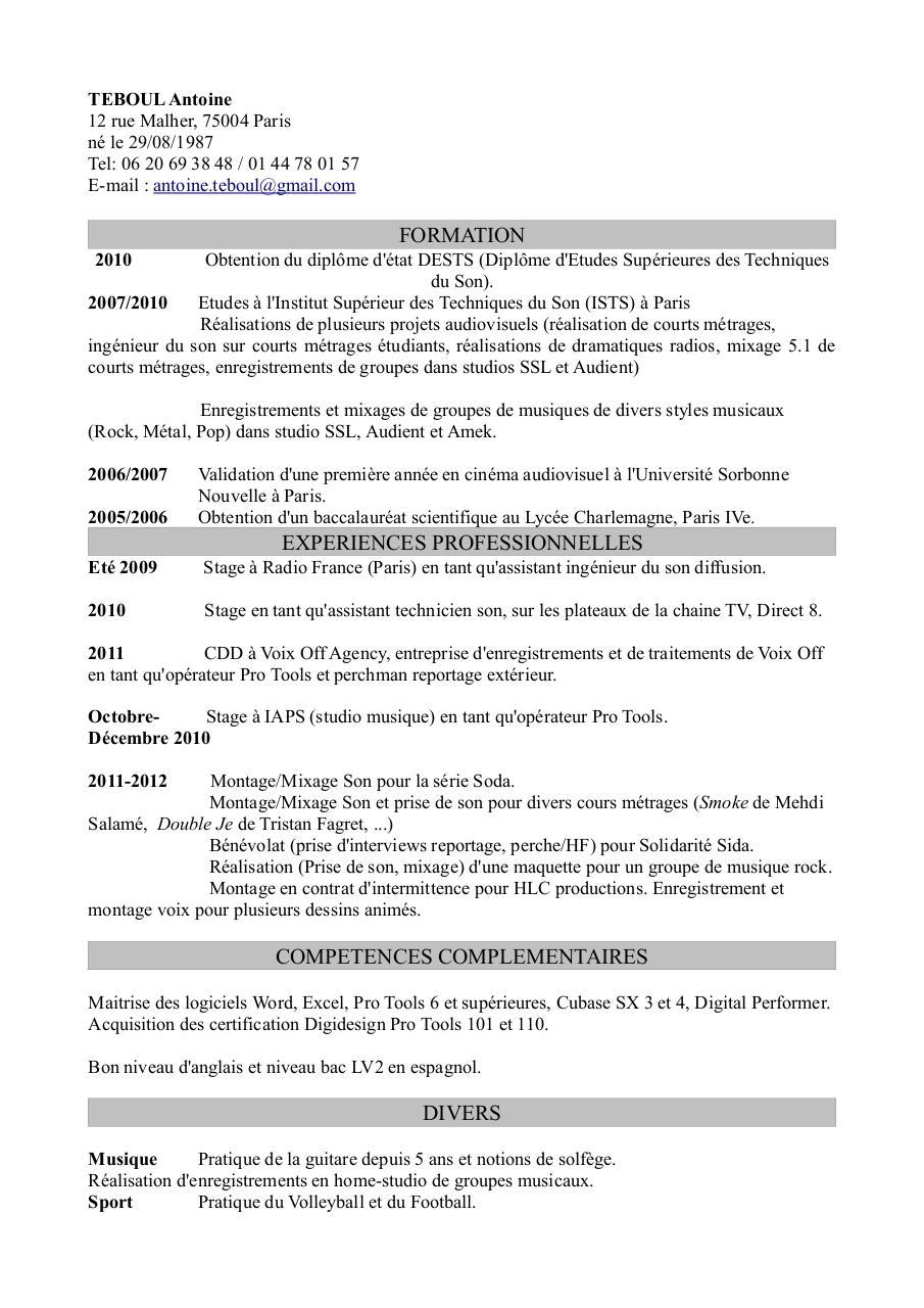cv antoineteboul2 pdf par antoine teboul