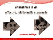parcours college education sexuelle comitys