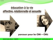 parcours primaire education sexuelle comitys