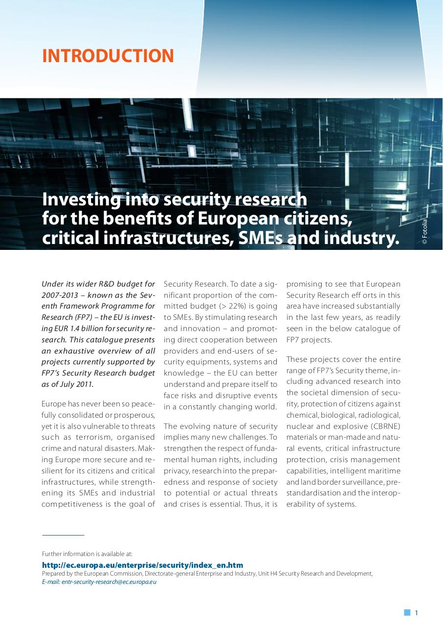 185104_2011_3685_INVESTING_SECURITY_RESEARCH_en.pdf - page 3/260