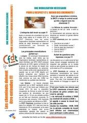 tract appel a la greve du 25 octobre 2012