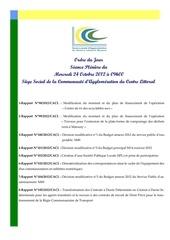 Fichier PDF ordre du jour mercredi 24 octobre 2012