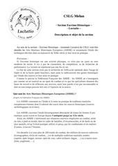 page 3 fiche description et objet de luctatio