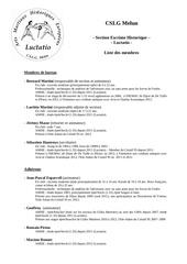 page 5 liste des membres luctatio