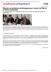 Fichier PDF reunion en prefecture de bretagne pour l avenir de psa et la fil