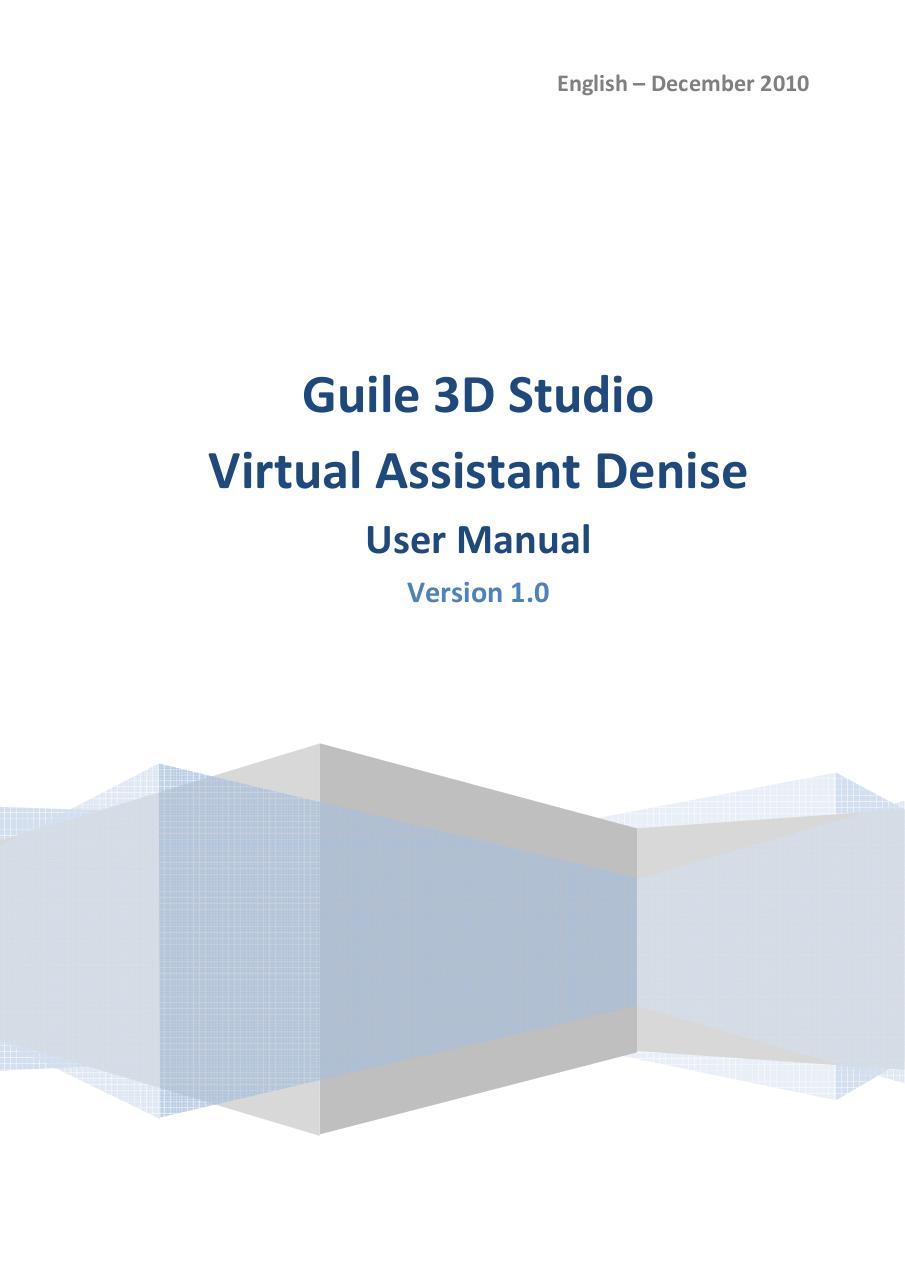 guile3dstudio-usermanual par Michelle - Fichier PDF