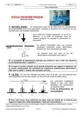 tp oedometre laboratoire materiaux 1