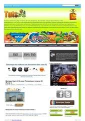 Fichier PDF montage heart of life avec photoshop et cinema 4d