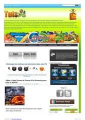 Fichier PDF utiliser l objet cloneur de cinema 4d et photoshop pour