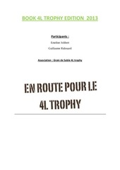 book 4l trophy edition 2013