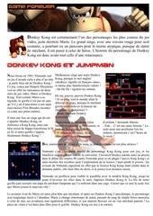 donkey kong page 1