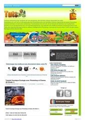 tutoriel cosmique ecologie avec photoshop et cinema 4d partie 1
