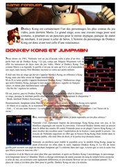 donkey kong dossier 2