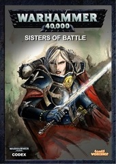 warhammer 40 000 codex sisters of battle wd 2011