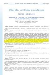 decret du 07mai2012 recours architecte