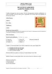 bulletin inscription pdf 2013