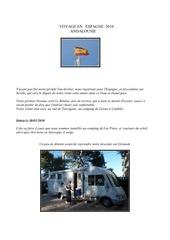 Fichier PDF espagne 2010 l andalousie