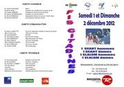 programme fis cit val thorens novembre 2012