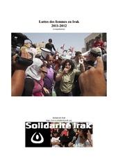femmes irak2011 2012