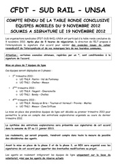 tract table ronde conclusive 9 11 2012