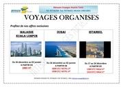 voyages organises