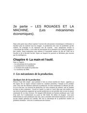 chapitre 4 la main et l outil