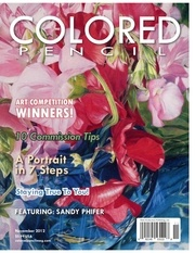 colored pencil magazine november 2012 unlocked by www freemypdf com