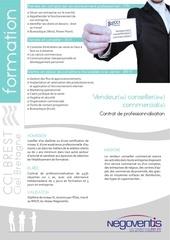 Fichier PDF vendeur conseiller commercial brest