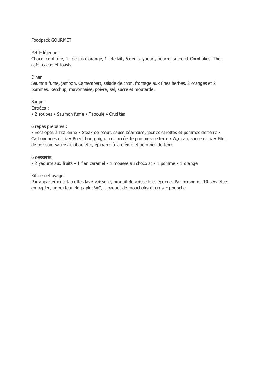 Description des FOODPACK.pdf - page 2/2