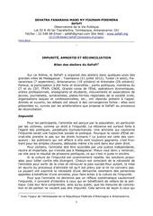 12 11 08 ateliers sefafi conclusions et propositions