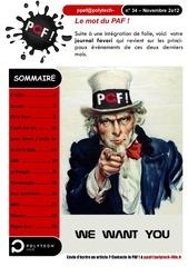 Fichier PDF paf 34 ligne