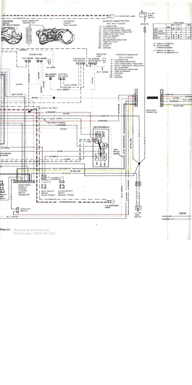 12-117 F Series Wiring Diagram Par  78ta Com
