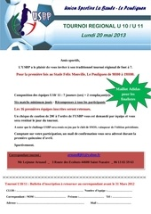 invitation tournoi u10 u11