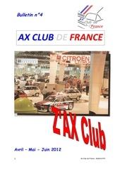 Fichier PDF z ax club n 4