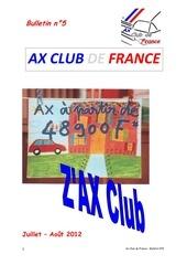 z ax club n 5