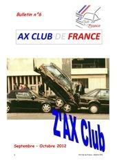 z ax club n 6