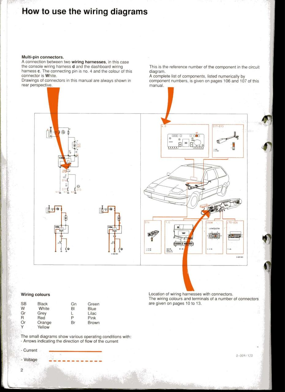 volvo 480-section 03 (39)-1991 wiring diagrams (05 1991)