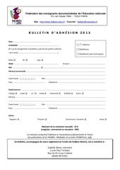 Fichier PDF bulletin adhesion 2013