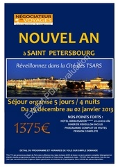 flyer nouvel an spb