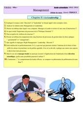 questions management chap 2 2012 2013
