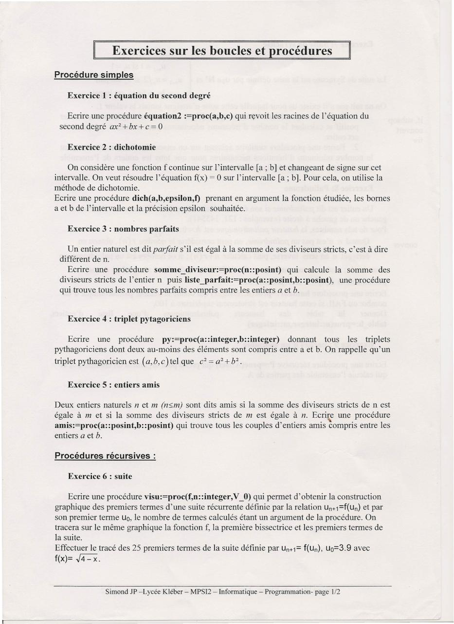 Aperçu du document td procedures info0001.pdf - page 2/2