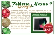 Fichier PDF tablette nexus 7