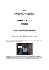 2 tout sur le domotic electrolux rm6505