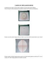 Fichier PDF fiche technique album